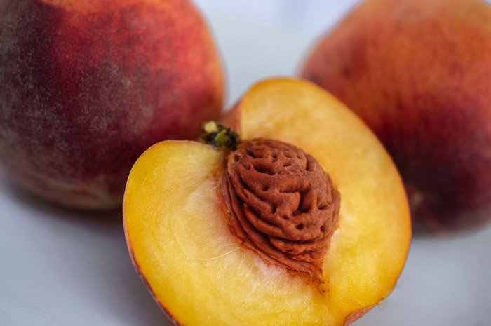 two and a half peaches - symbolism in photography