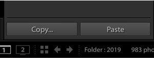 a screenshot showing how to use Lightroom - lightroom mistakes