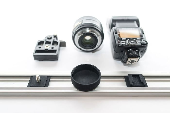 Photo of LensRacks photography gadget.
