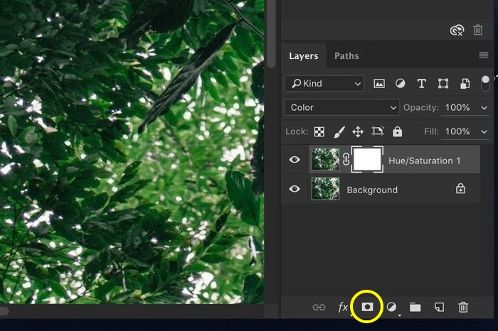 a screenshot showing how to remove chromatic aberration in Photoshop