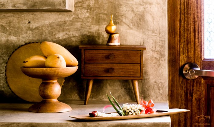 rustic still life photography setup