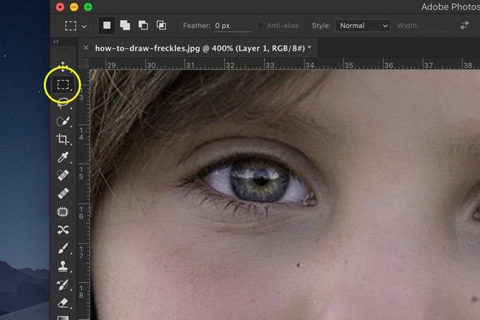 Screenshot of Lightroom create a brush preset
