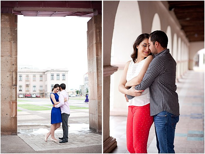 A romantic photo shot in the lifestyle style