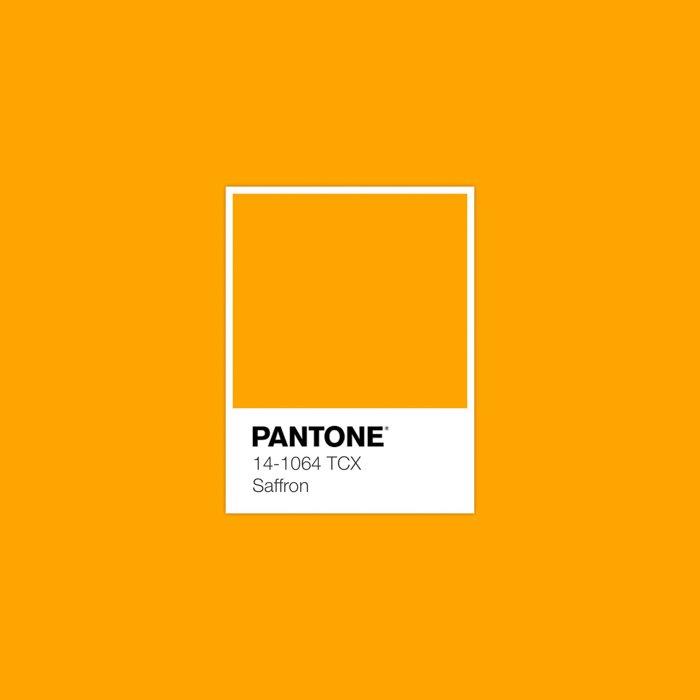 Saffron 14-1064 color