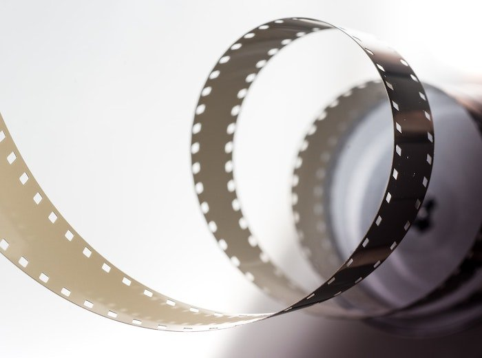 Photo of a film