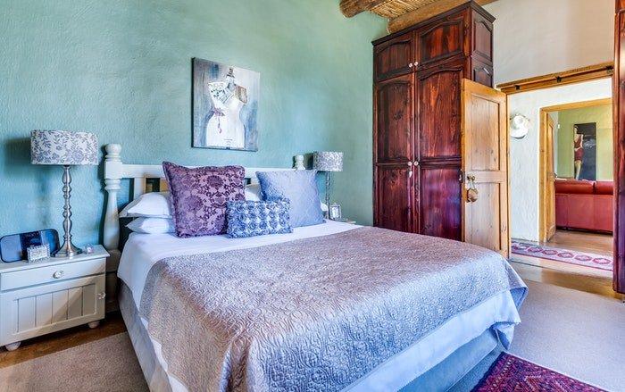 Beautiful interior of a bedroom