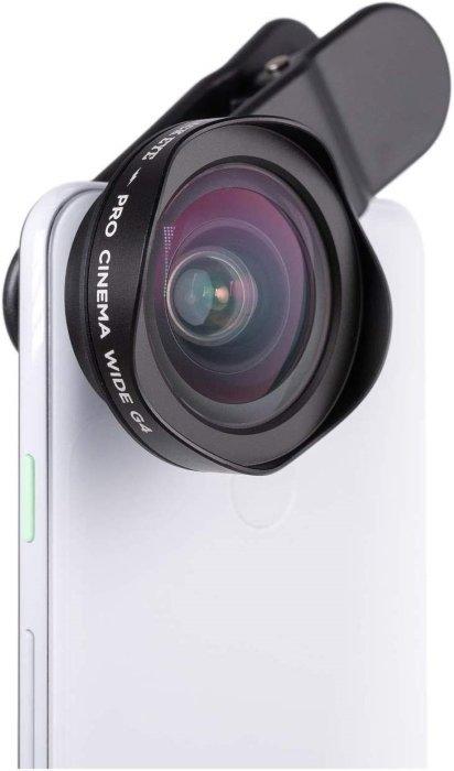 pro cinema wide G4 phone lens