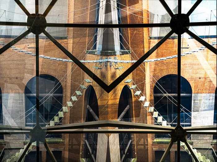 Abstract architecture photo