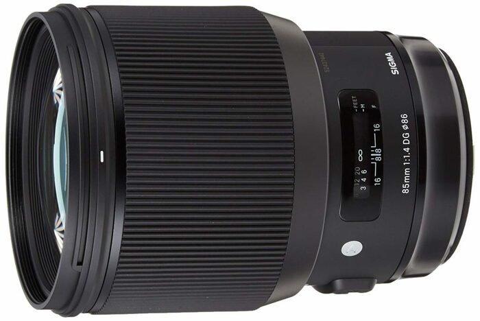 Sigma 85mm f/1.4 DG HSM Art lens for fine art photos
