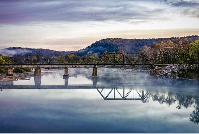 Pretty landscape photo edited with Sun Flare Lightroom presets