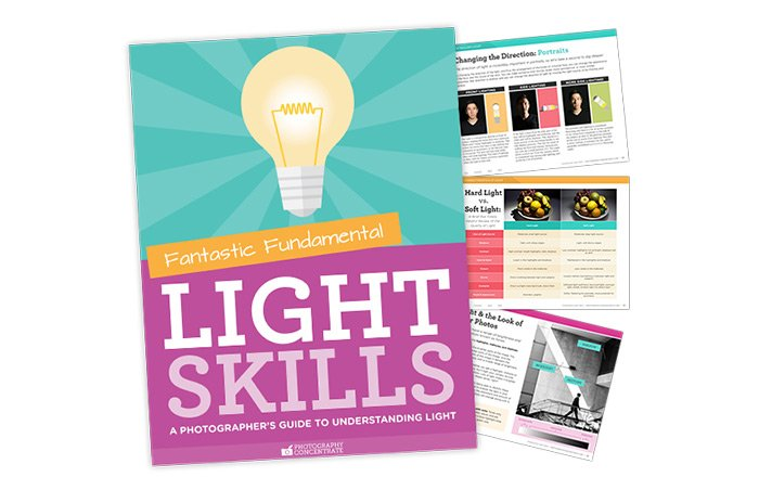 'Fantastic Fundamental Light Skills' - eBook promotional photo