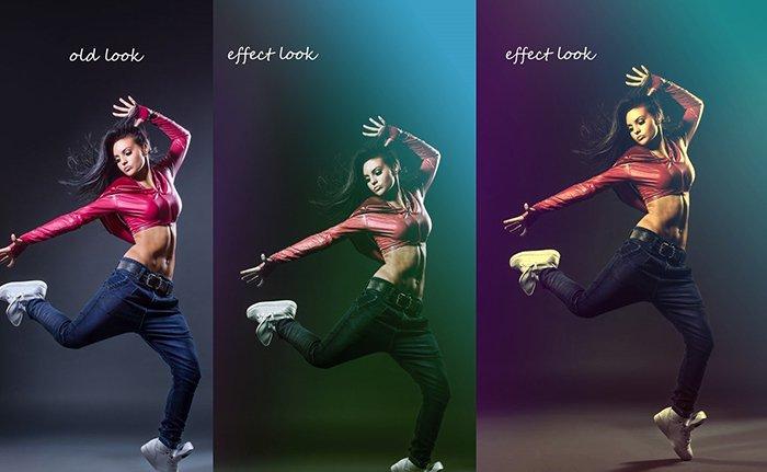 Fusion Photoshop Action