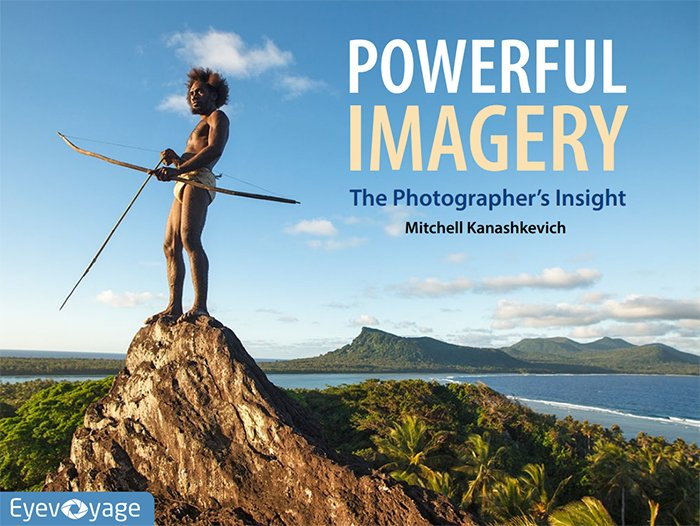 Photzy's 'Powerful Imagery' eBook cover