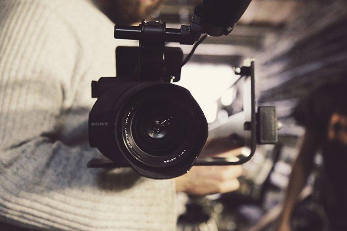 A Sony Camera