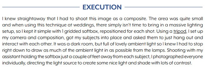 Screenshot of the lit ebook by shotkit execution page