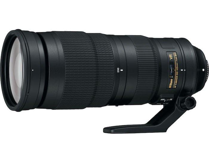 Nikon AF-S Nikkor 200-500 f5.6E ED VR