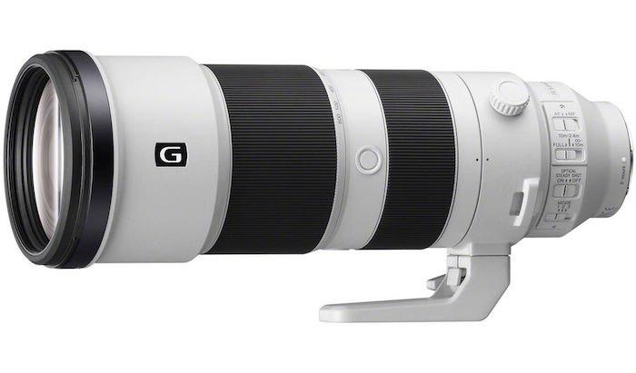 Sony FE 200-600 f5.6-6.3 G OSS lens