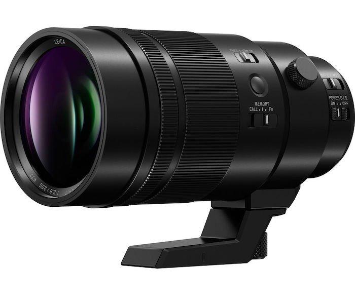 nasonic Leica DG Elmarit 200mm f2.8 Power O.I.S. lens