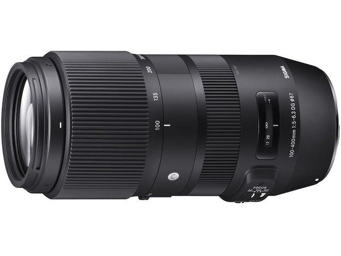 Sigma 100-400 f5-6.3 Contemporary lens