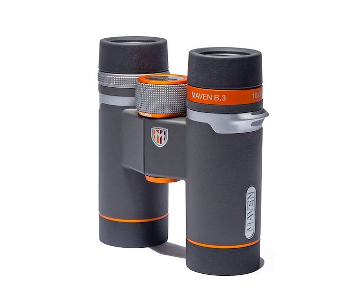 Maven B.3 8x30 best binoculars for photographers