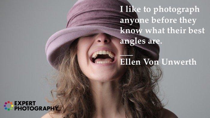 Photography quote by Ellen Von Unwerth