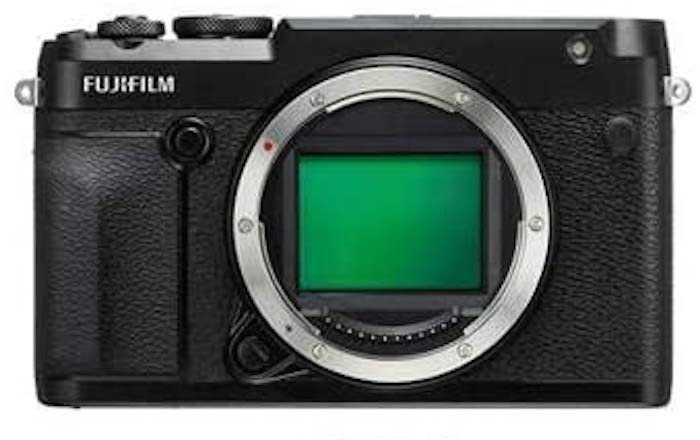 Fujifilm GFX 50R, one of the best product photography cameras