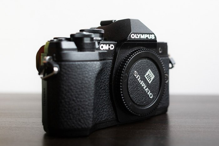 Olympus OM-D E-M10 MkIII camera