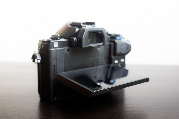 Olympus OM-D E-M10 MkIII