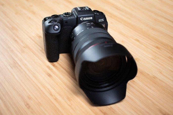 Canon EOS RP DSLR camera