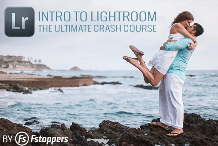 Fstoppers Introduction to Lightroom course product image