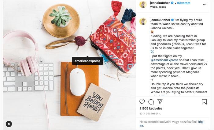 A screenshot of an instagram post