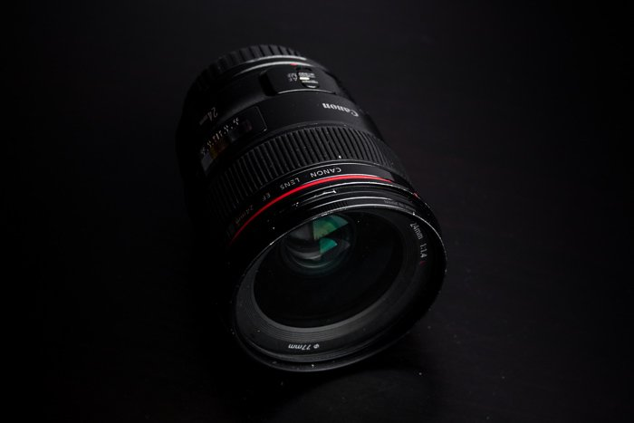 EF 24mm f/1.4L II USM lens