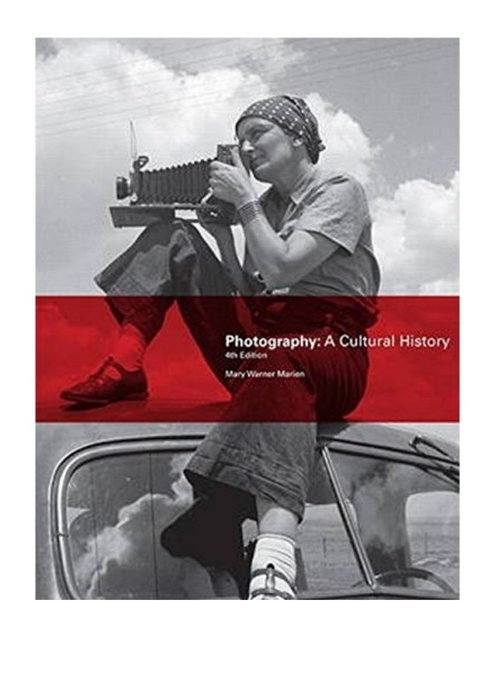 front cover of 'Photography: A Cultural History' book by Mary Marien Warner