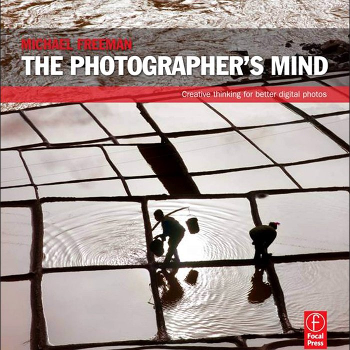 The Photographer's Mind book cover by Michael Freeman