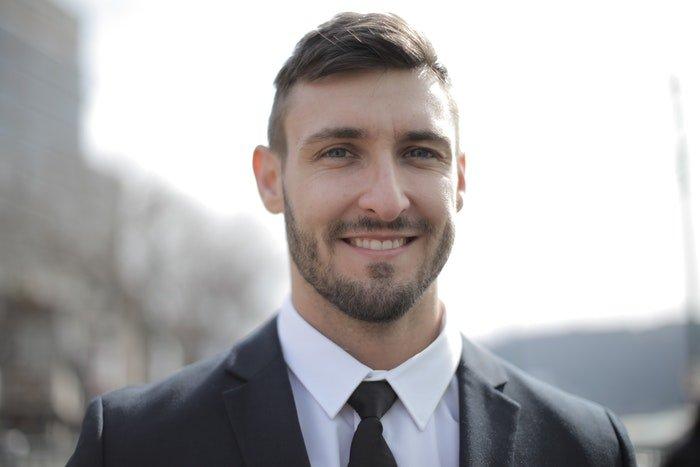 Social media profile photo of a man