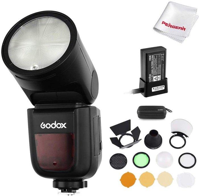 Godox V1 flash accessories for cameras
