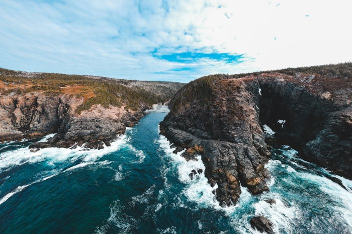 沿海风景摄影
