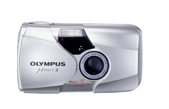 an image of the Olympus MJU-II camera