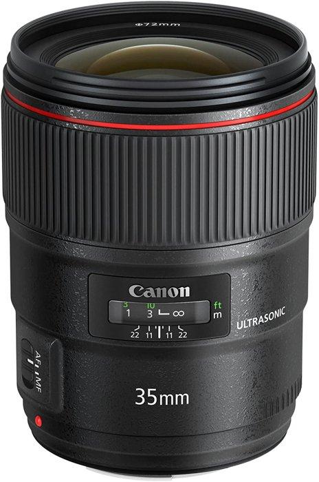 Best 35mm lens for canon- 35mm vs 50mm lenses