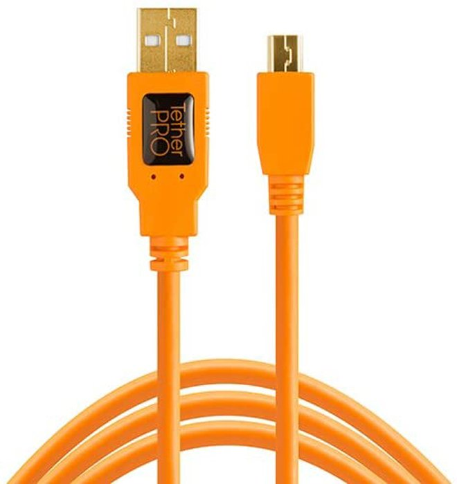a tethering cable