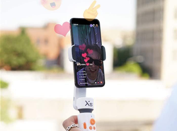 Zhiyun Smooth XS smartphone gimbal