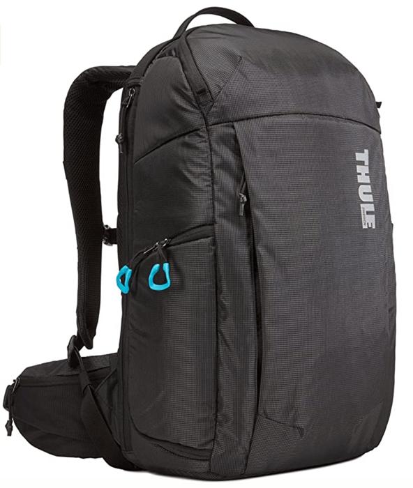 a shot of the Thule Aspect DSLR camera backpack TAC-106