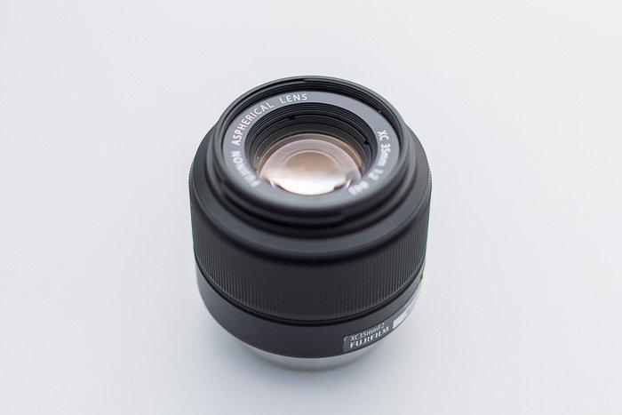 Image of the Fujifilm XC 35mm f/2