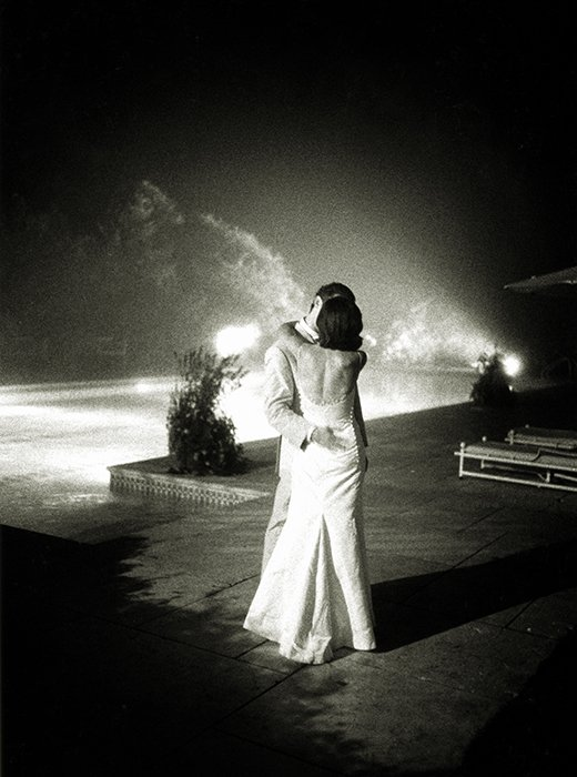 A wedding photography taken with the Leica M6 by Terry Gruber