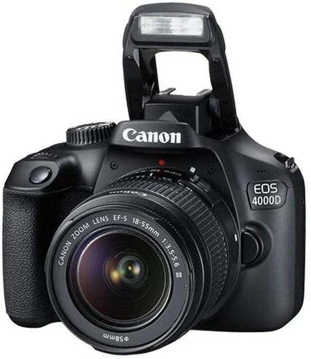 Canon EOS 4000D camera for deep sky astrophotography