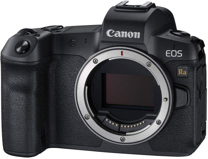 Image of the Canon EOS Ra dslr camera