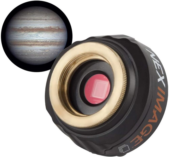Image of the Celestron Neximage Solar System Imager astro camera
