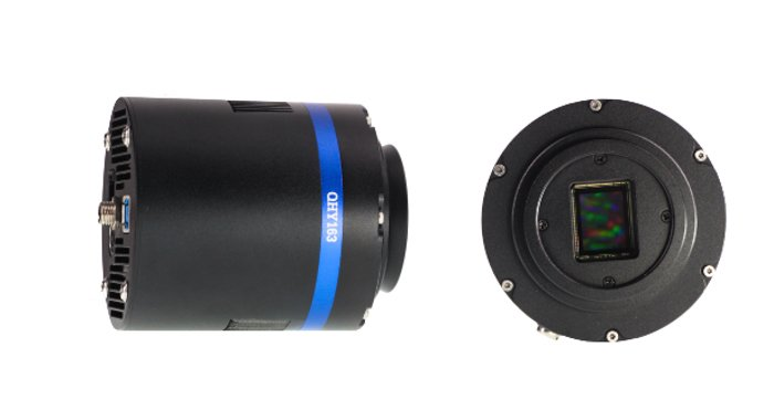 Image of the QHY 163 Cooled Color CMOS Telescope Camera