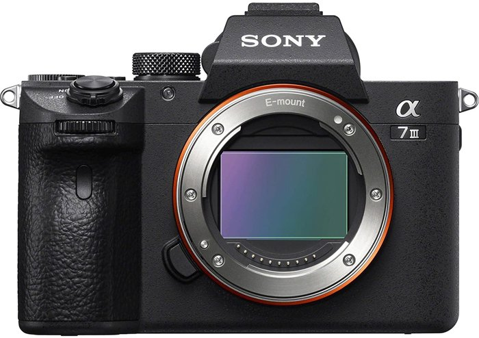Image of the Sony A7 III
