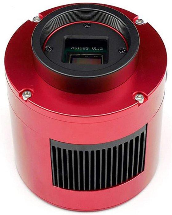 Image of the ZWO Optical ASI183MC Pro astro camera